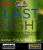 "Audition for the feature film ""Last Night"""